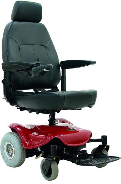 Wendiger Rollstuhl R10